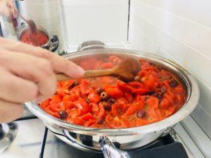 lezione di cucina NaCLIPS