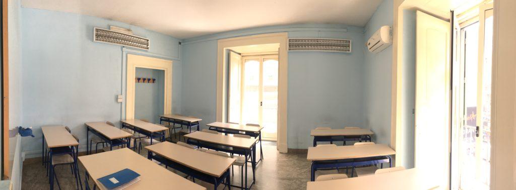scuola di italiano per stranieri a napoli